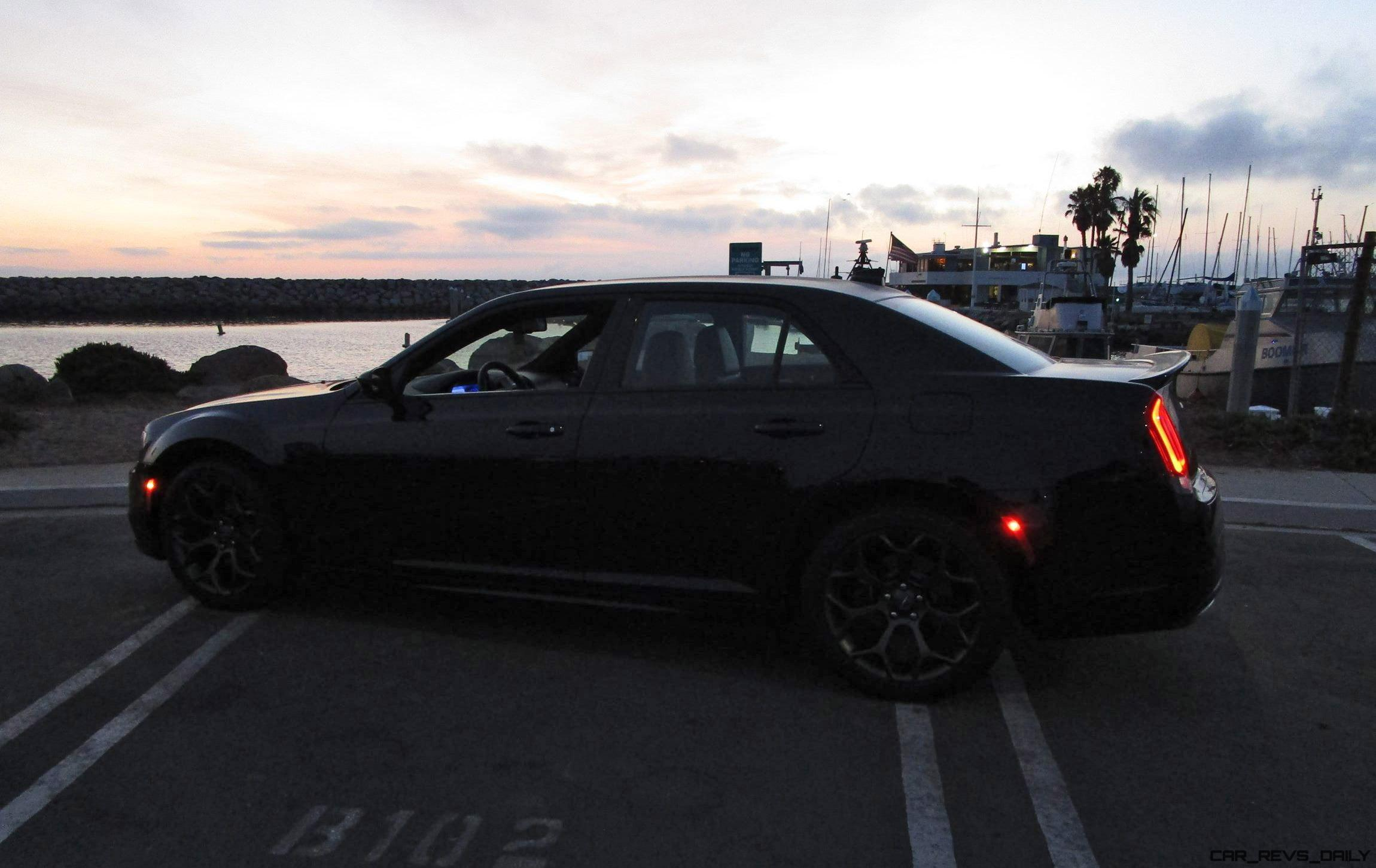 2016 Chrysler 300s Road Test Review By Ben Lewis 2005 300 Owners Manual