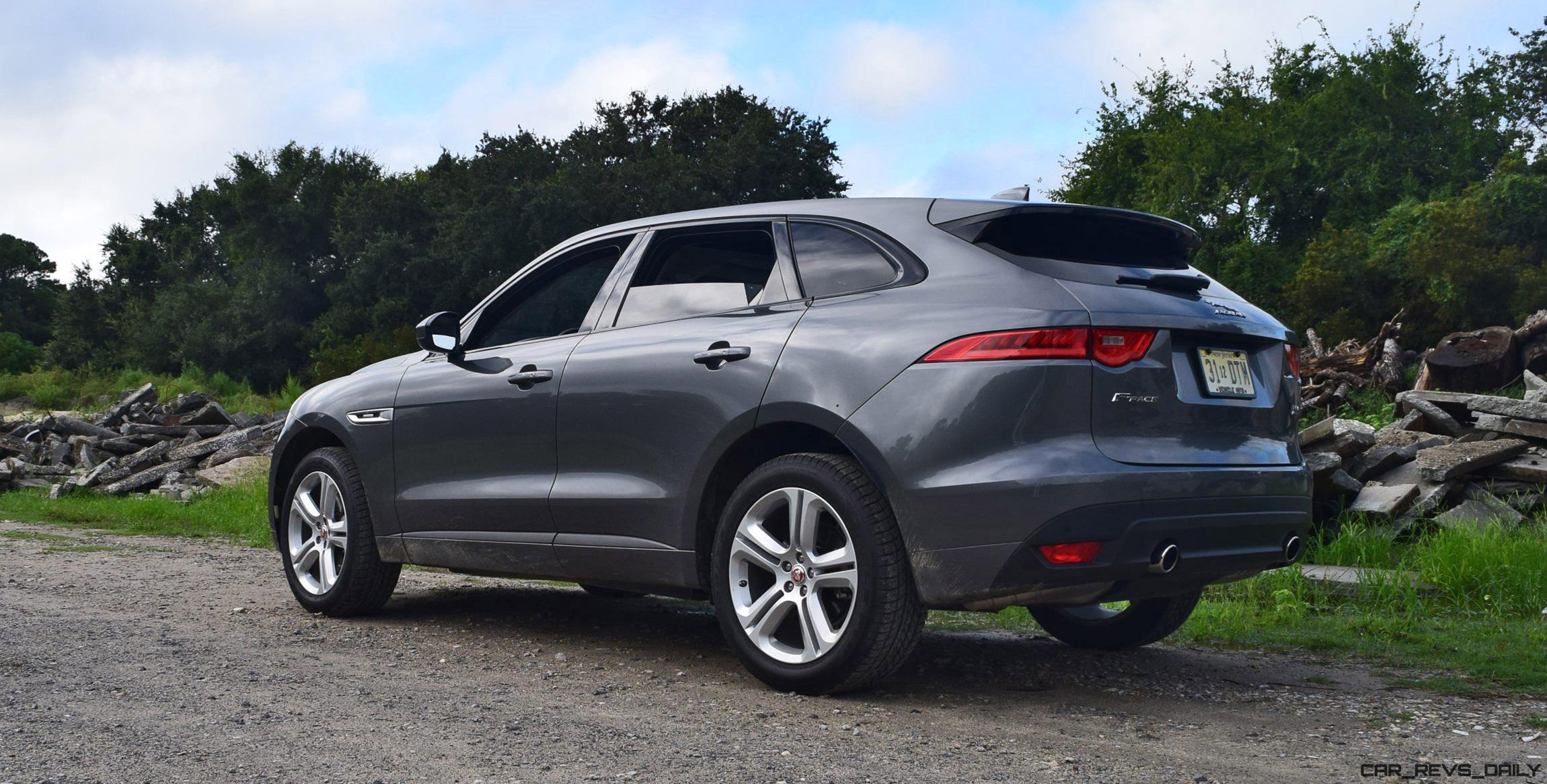 2017 jaguar f pace suv of the year review video. Black Bedroom Furniture Sets. Home Design Ideas