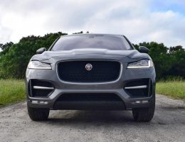 2017 Jaguar F-PACE – SUV of the Year Review + Video