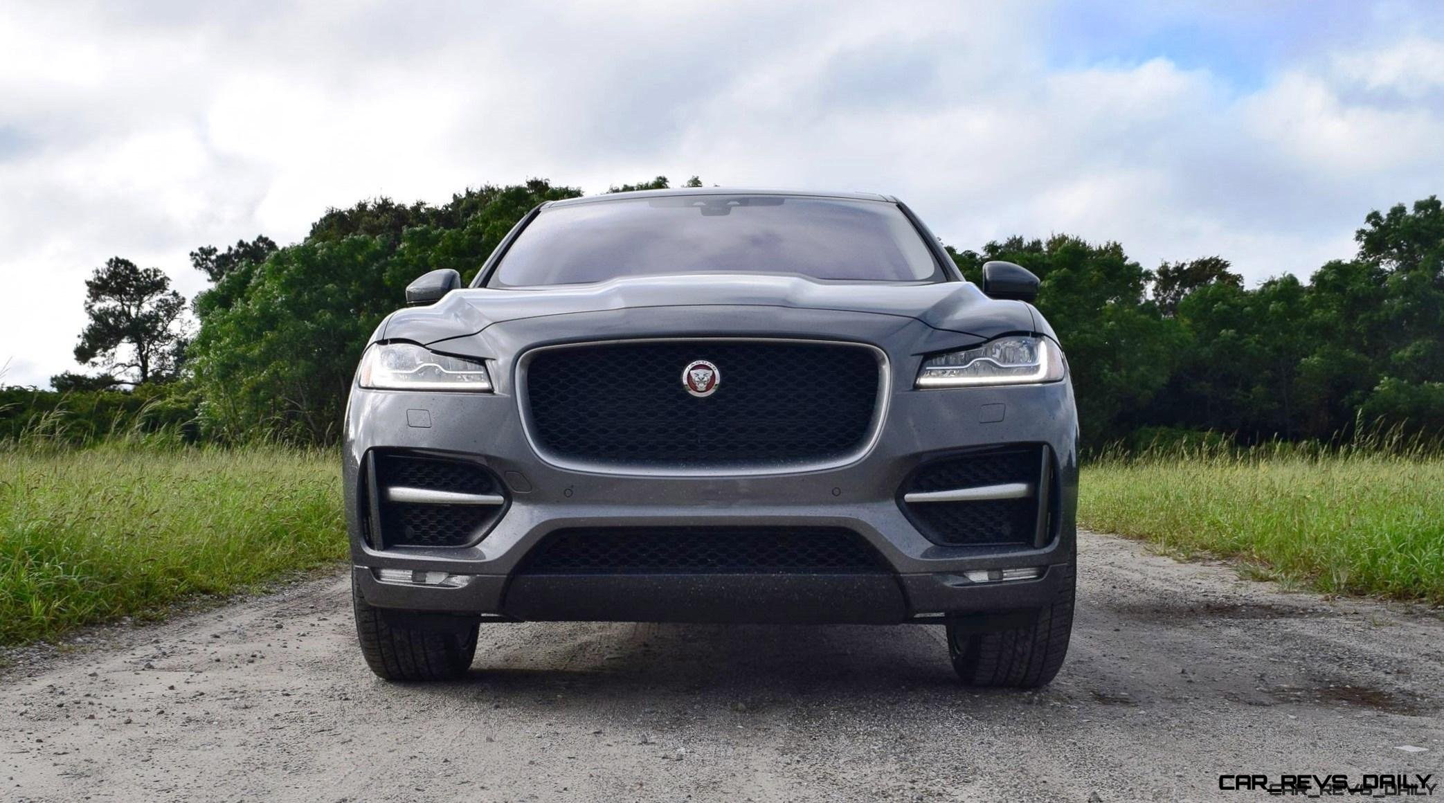 2017 Jaguar F Pace Suv Of The Year Review Video Latest News