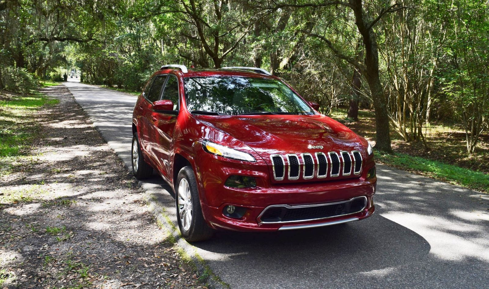Jeep Cherokee Overland X X on 2015 Jeep Cherokee Trailhawk 4x4