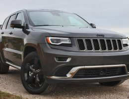2016 Jeep Grand Cherokee Overland EcoDiesel – Review – By Tim Esterdahl