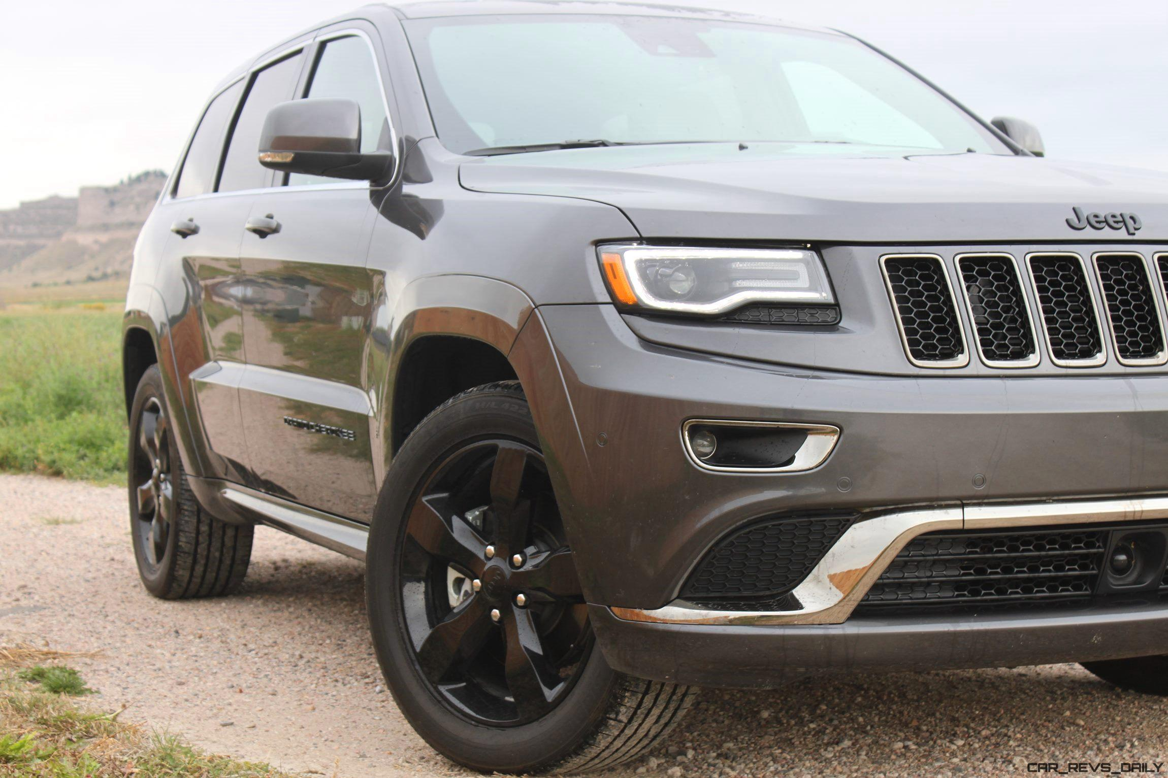 2016 jeep grand cherokee overland ecodiesel review by tim esterdahl. Black Bedroom Furniture Sets. Home Design Ideas