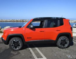 2016 Jeep RENEGADE Trailhawk 4×4– Road Test Review – By Ben Lewis