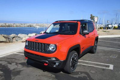 2016 Jeep RENEGADE Trailhawk 4x4- Road Test Review - By Ben Lewis 2016 Jeep RENEGADE Trailhawk 4x4- Road Test Review - By Ben Lewis