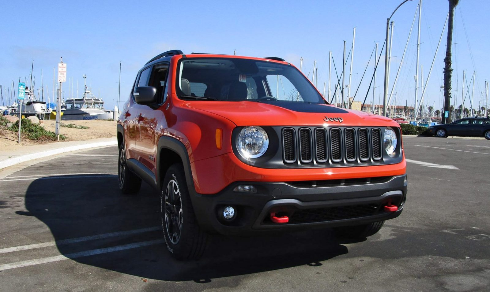 2016 jeep renegade trailhawk 4x4 road test review by. Black Bedroom Furniture Sets. Home Design Ideas