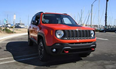 2016 Jeep RENEGADE Trailhawk 4x4- Road Test Review - By Ben Lewis