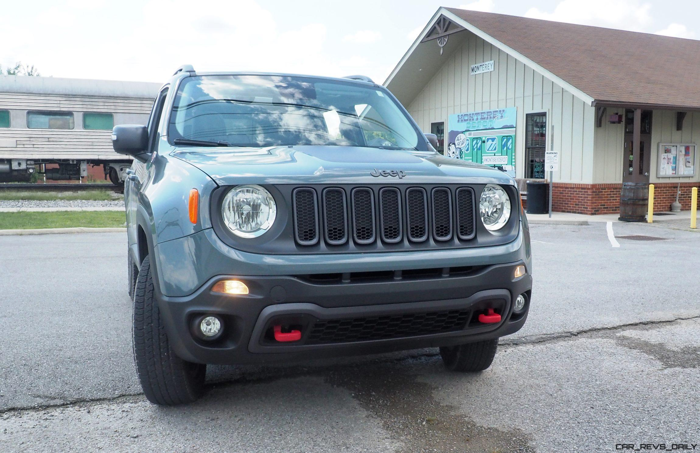 2016 jeep renegade trailhawk road test review by. Black Bedroom Furniture Sets. Home Design Ideas