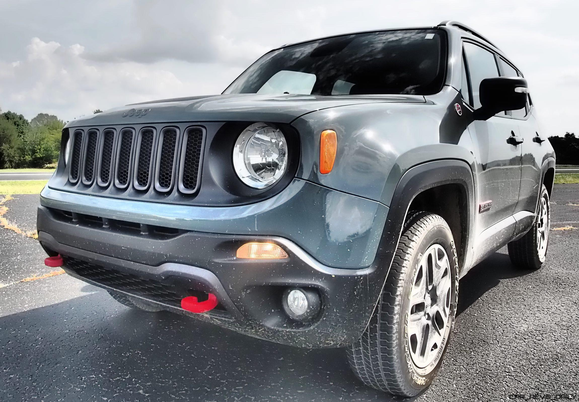 2016 jeep renegade trailhawk road test review by lyndon johnson car revs. Black Bedroom Furniture Sets. Home Design Ideas