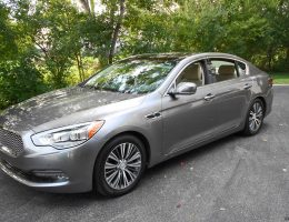 "2016 KIA K900 V6 – Road Test Review – By Ken ""Hawkeye"" Glassman"