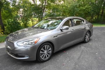 "2016 KIA K900 V6 - Road Test Review - By Ken ""Hawkeye"" Glassman"