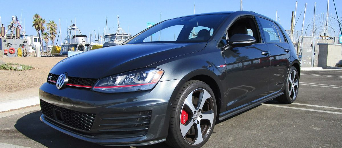 2016 VW Golf GTI Autobahn Performance Pack - Road Test Review - By Ben Lewis