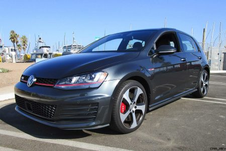 2016 Vw Golf Gti Autobahn Performance Pack Road Test Review By Ben Lewis