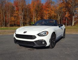2017 Fiat Abarth 124 Spider – Road Test Review – By Carl Malek