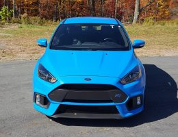 2016 Ford Focus RS – Road Test Review – By Carl Malek