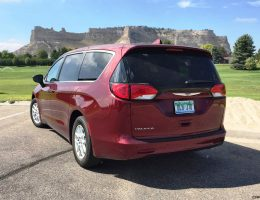 2017 Chrysler PACIFICA Touring – Road Test Review – By Tim Esterdahl