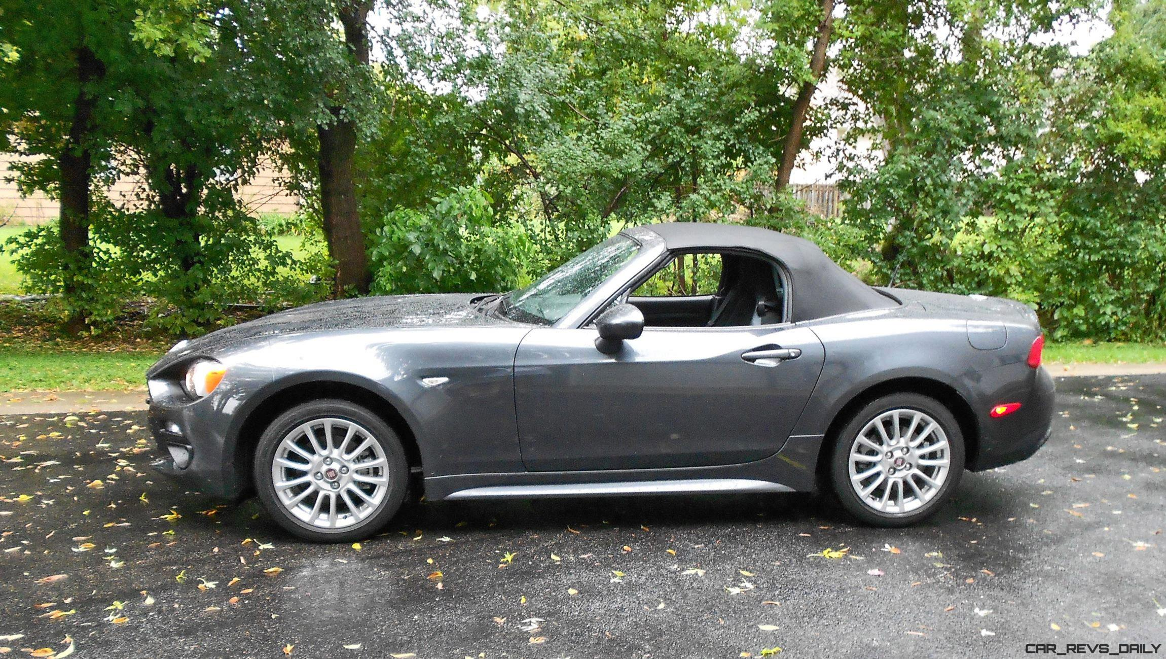 2017 fiat 124 spider road test review by ken hawkeye glassman. Black Bedroom Furniture Sets. Home Design Ideas
