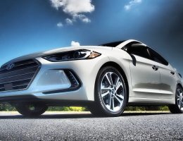 2017 Hyundai Elantra Limited – Road Test Review – By Lyndon Johnson
