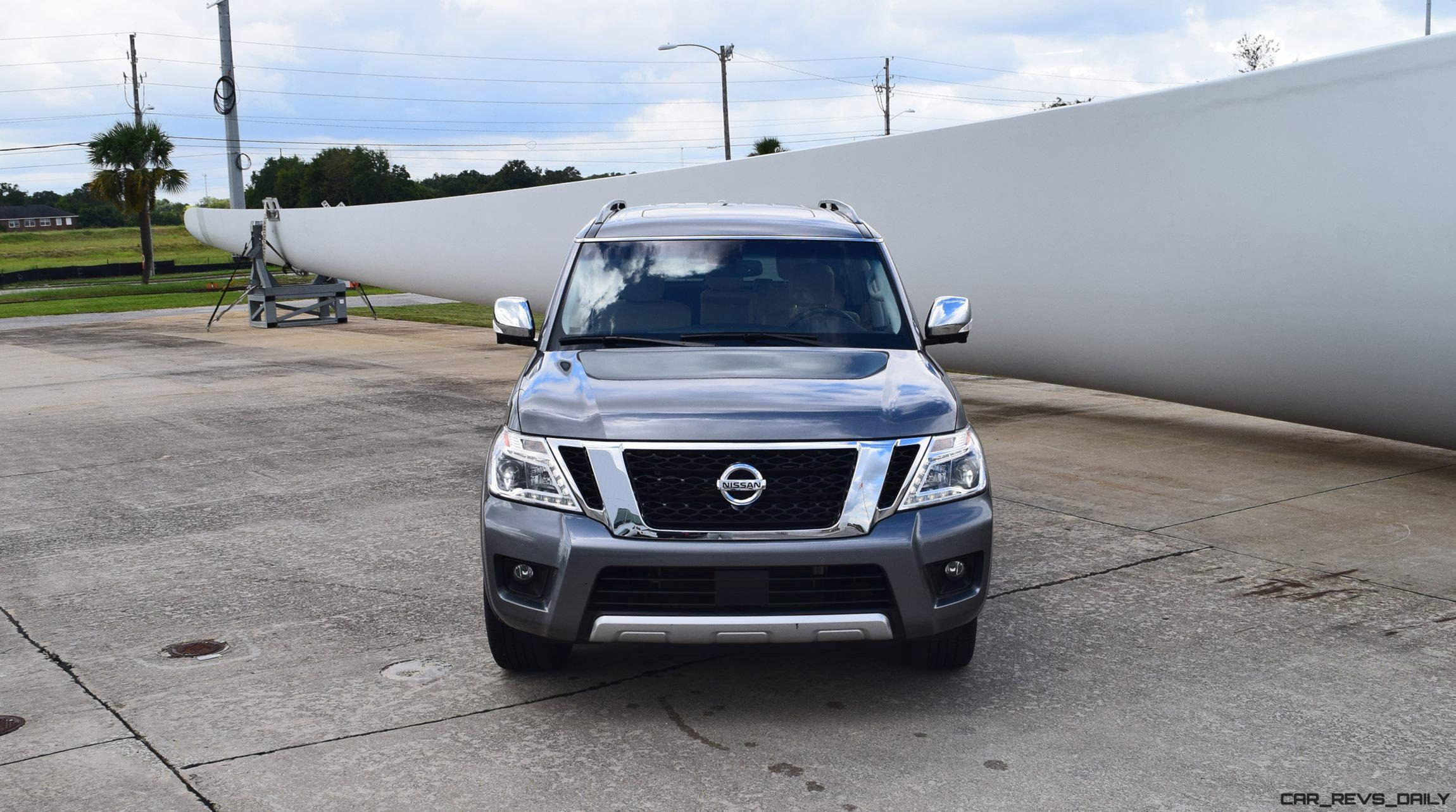 2017 nissan armada road test review 2017 nissan armada vanachro Choice Image