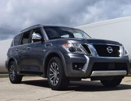 2017 Nissan ARMADA – Road Test Review