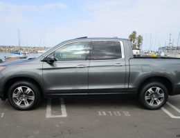 2017 Honda Ridgeline RTL–E – Road Test Review – By Ben Lewis
