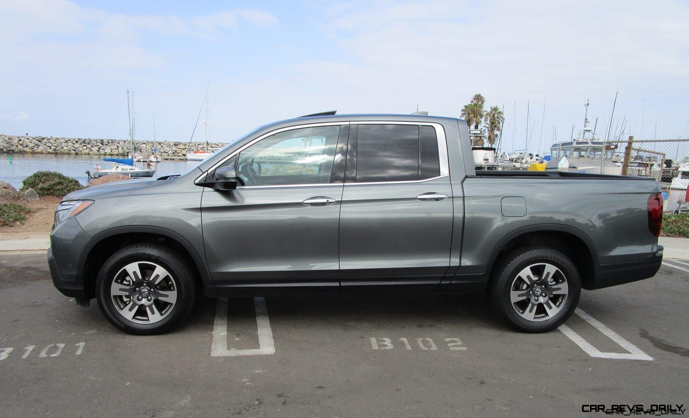 Is The Honda Ridgeline Too Good For Most Truck Ers