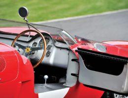 1962 Ferrari 268 SP by Fantuzzi – RM Monterey 2016 Highlight