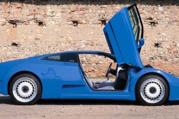 1994 Bugatti EB110 GT - RM Sothebys Duemila Ruote 2016