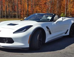 2017 Chevrolet Corvette Grand Sport – Road Test Review – By Carl Malek