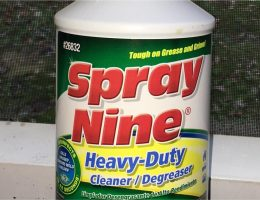 Review: Spray Nine Heavy Duty Cleaner