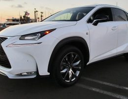 2016 Lexus NX200t F SPORT AWD – Road Test Review – By Ben Lewis