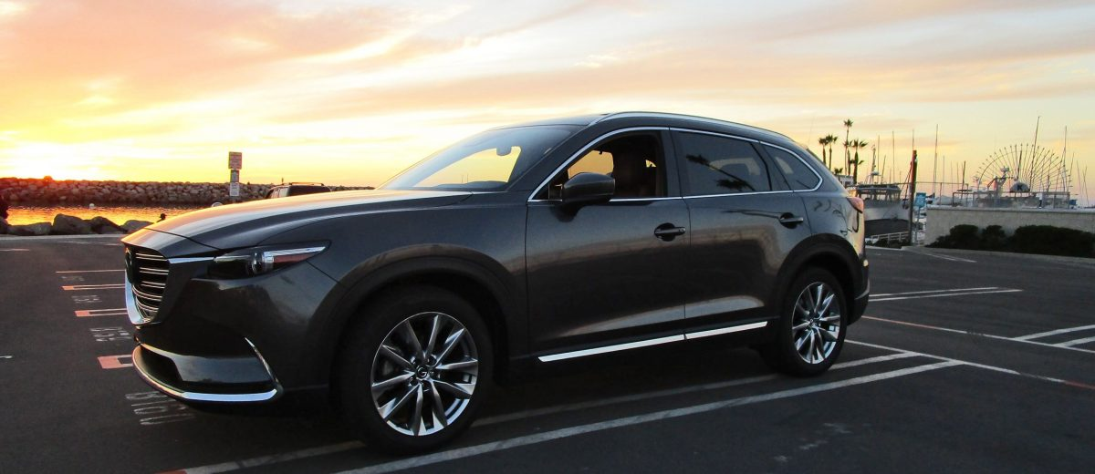 2016 mazda cx 9 signature road test review by ben lewis. Black Bedroom Furniture Sets. Home Design Ideas