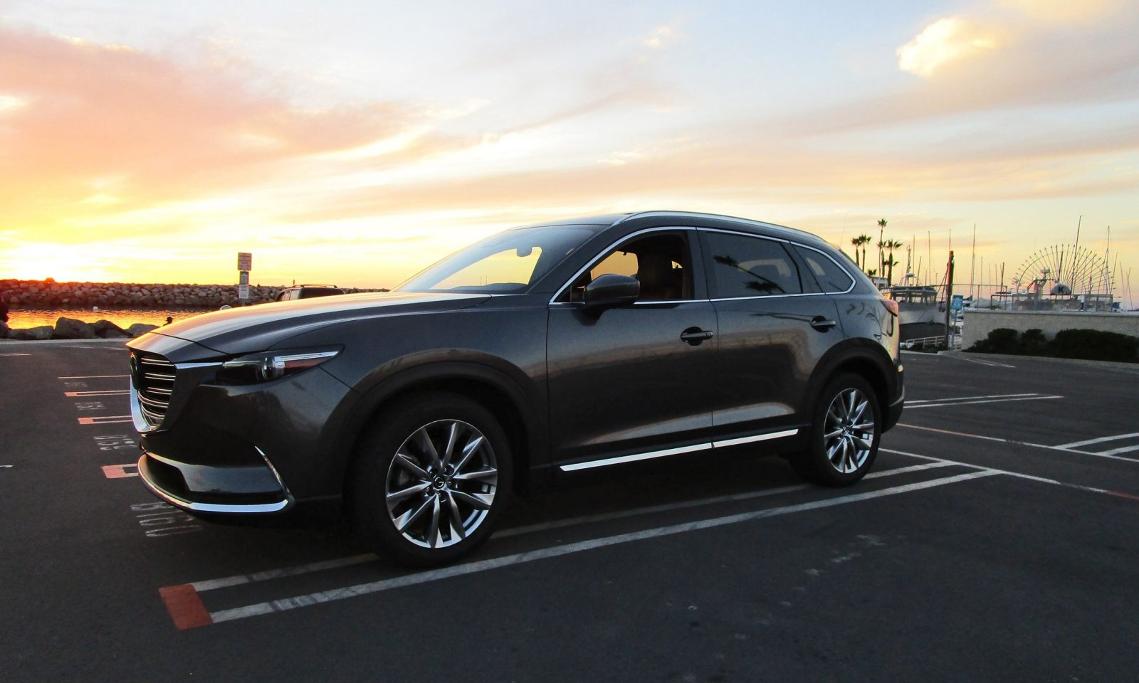 2016 mazda cx 9 signature road test review by ben. Black Bedroom Furniture Sets. Home Design Ideas