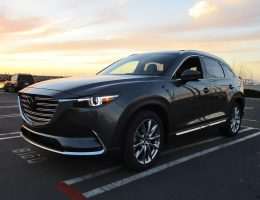 2016 Mazda CX-9 Signature – Road Test Review – By Ben Lewis