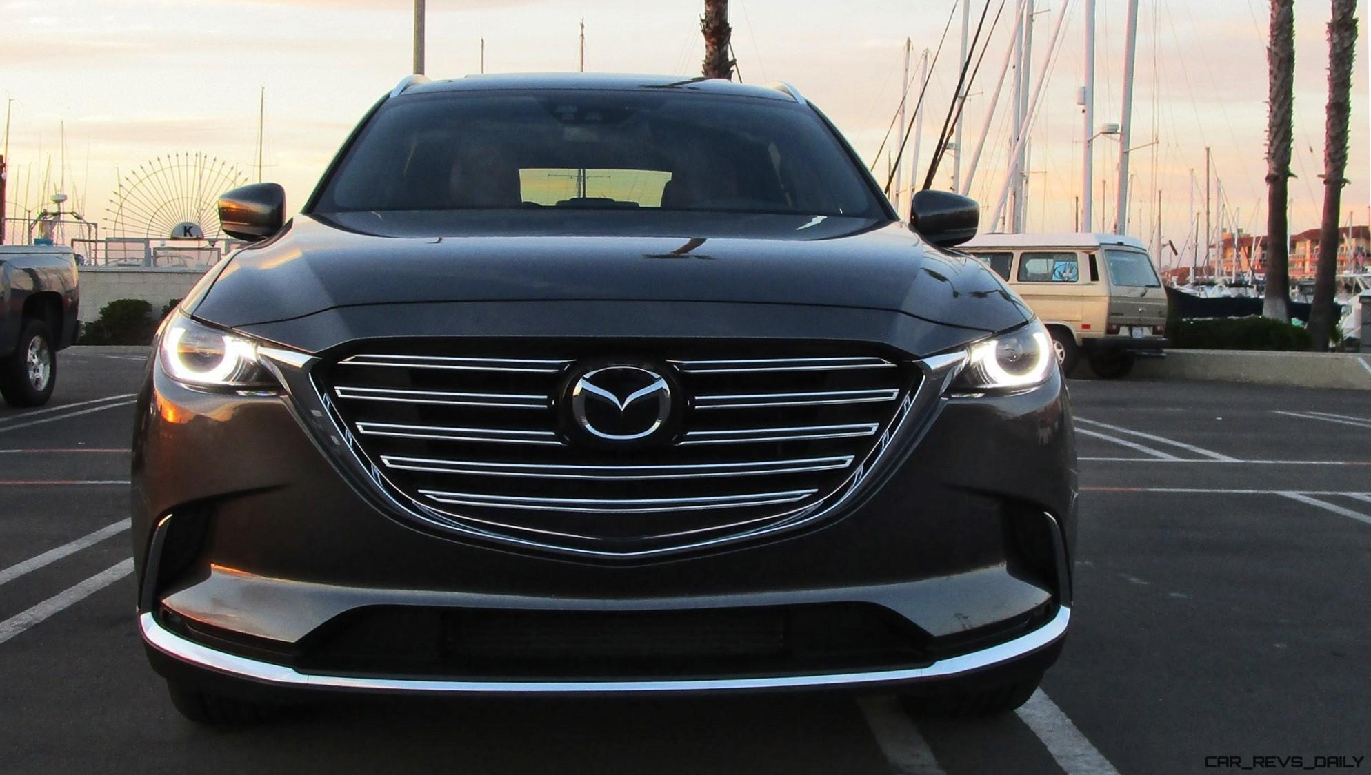 2016 mazda cx 9 signature road test review by ben lewis car shopping. Black Bedroom Furniture Sets. Home Design Ideas
