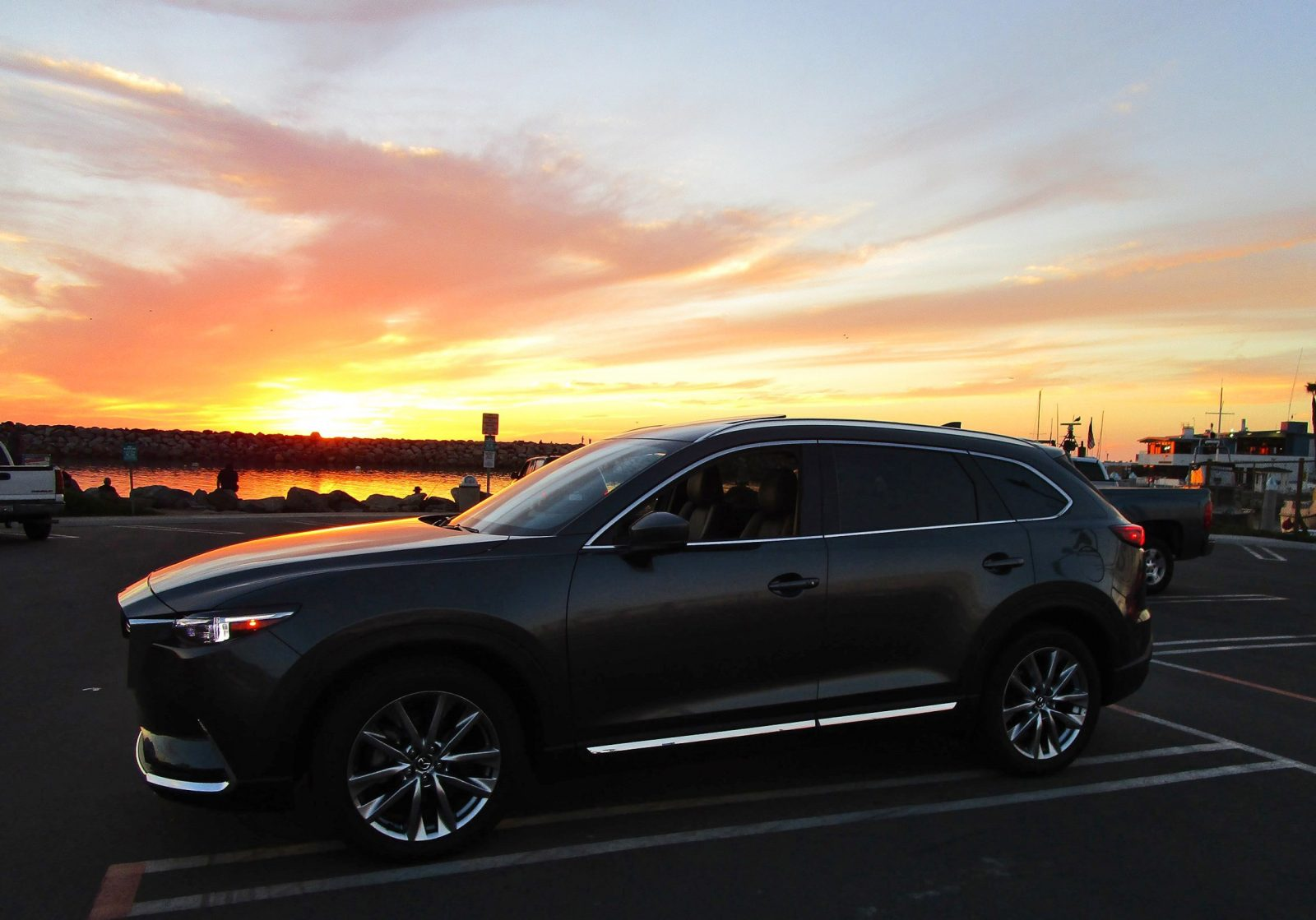 2016 mazda cx 9 signature road test review by ben lewis car revs. Black Bedroom Furniture Sets. Home Design Ideas