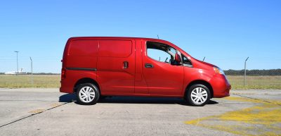2016 Nissan NV200 Cargo SV - Road Test Review » LATEST NEWS