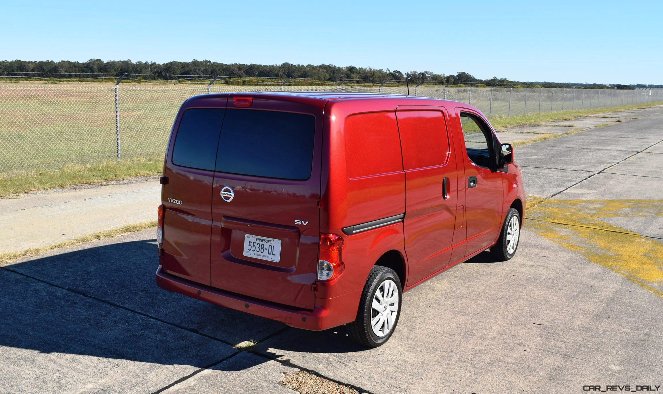 2016 Nissan Nv200 Cargo Sv Road Test Review 187 Latest News