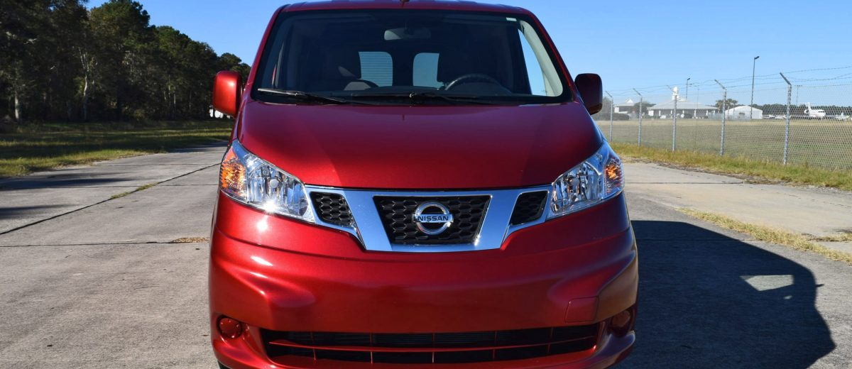 2016 Nissan Nv200 Cargo Sv Road Test Review