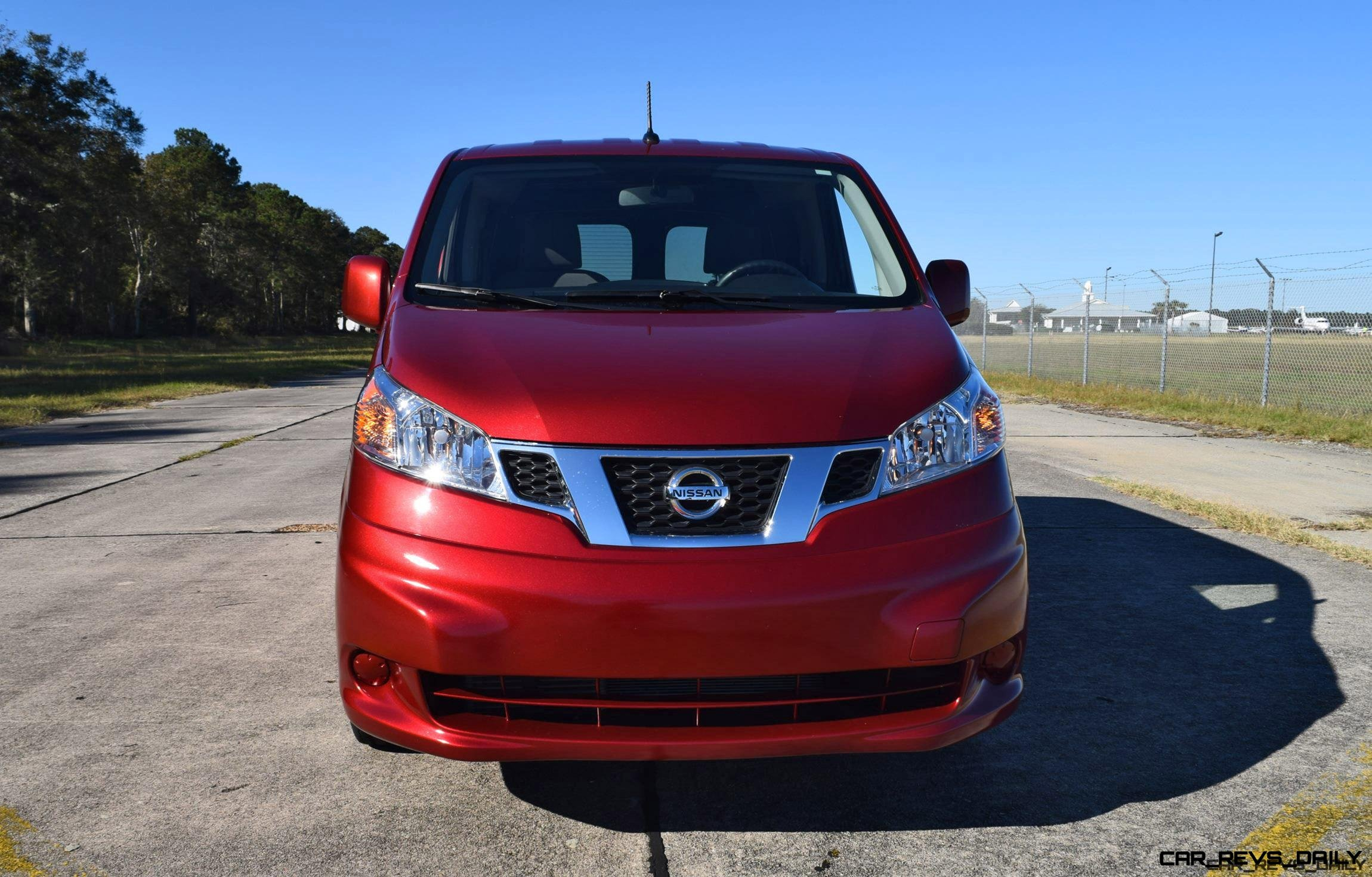 2016 Nissan NV200 Cargo SV - Road Test Review » LATEST ...