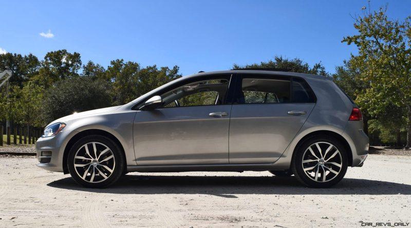 2016 Vw Golf Tsi Se Hd Road Test Review Video Car Shopping