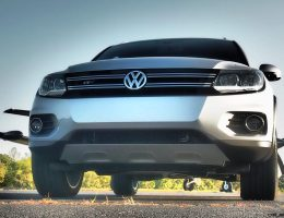 2016 Volkswagen Tiguan 4Motion – Road Test Review – By Lyndon Johnson