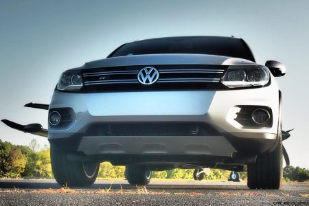 2016 Volkswagen Tiguan 4motion Road Test Review By Lyndon Johnson