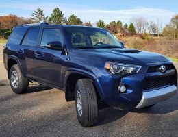 Road Test Review – 2016 Toyota 4Runner Trail Premium – By Carl Malek