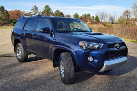 Road Test Review 2016 Toyota 4runner Trail Premium By Carl Malek