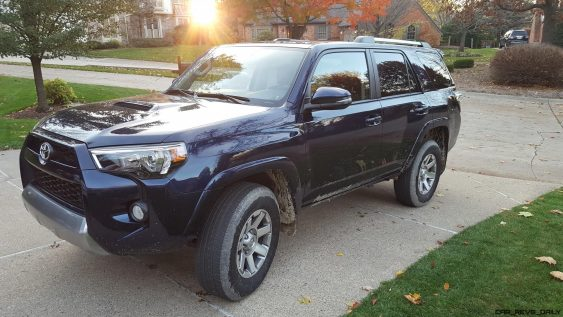 Road Test Review 2016 Toyota 4Runner Trail Premium By
