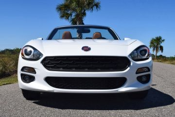 2017 Fiat 124 SPIDER – Road Test Review + HD Drive Video