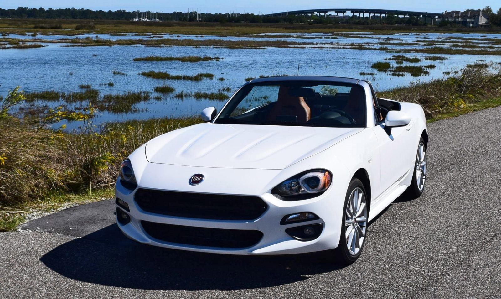 2017 Fiat 124 Spider Road Test Review Hd Drive Video