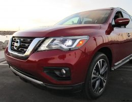 2017 Nissan Pathfinder Platinum AWD – Road Test Review – By Ben Lewis