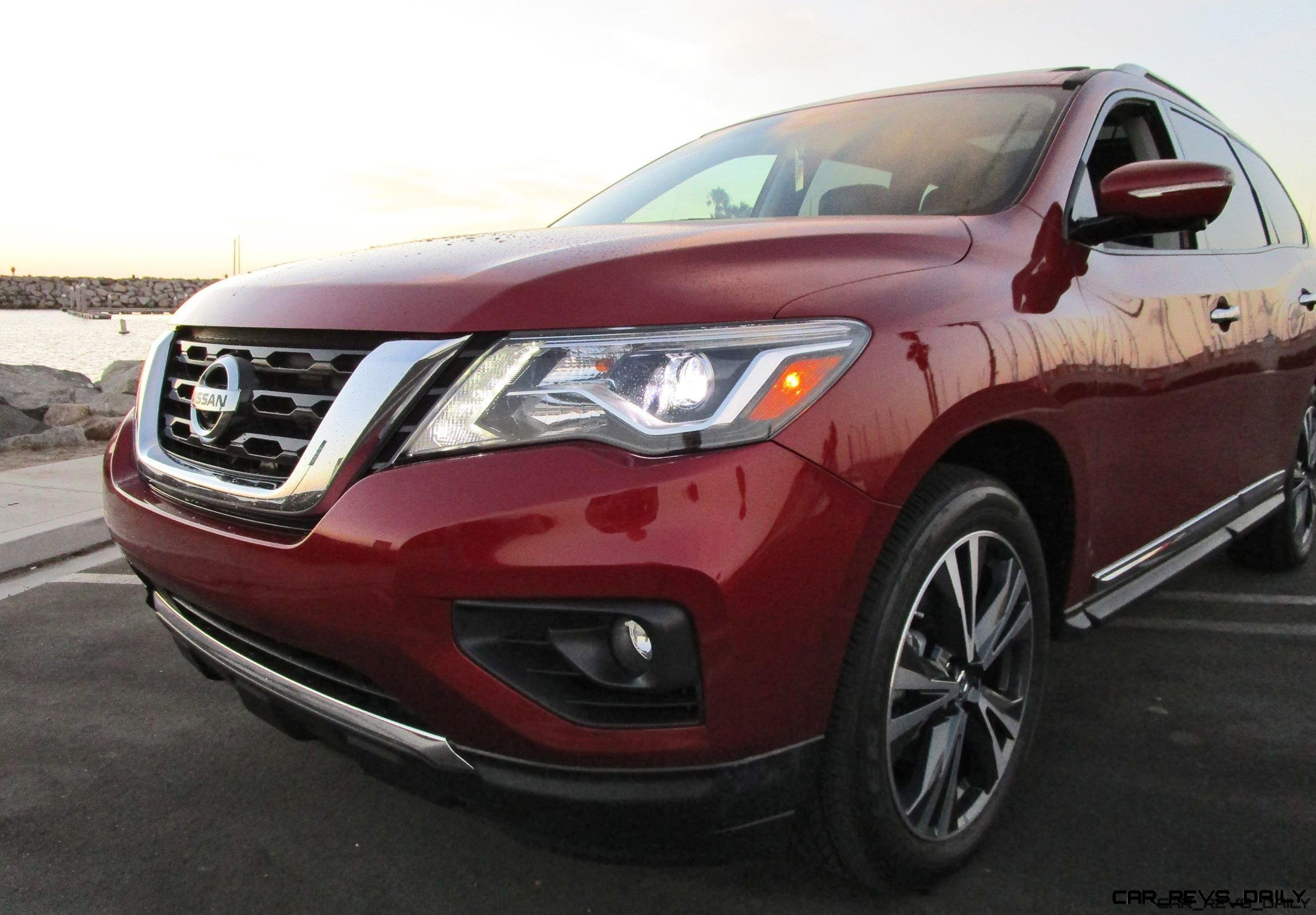 2017 nissan pathfinder platinum awd road test review by ben lewis. Black Bedroom Furniture Sets. Home Design Ideas